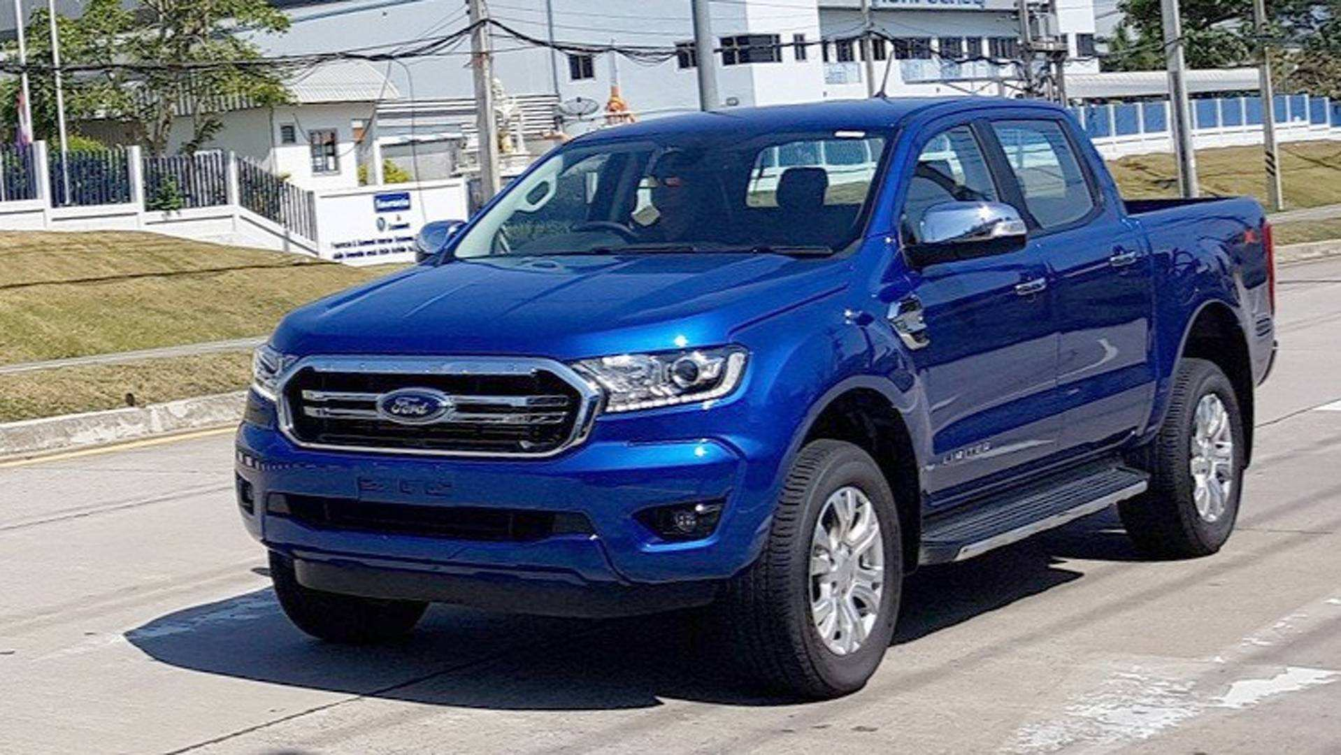 72 The 2019 Ford Ranger New Model And Performance