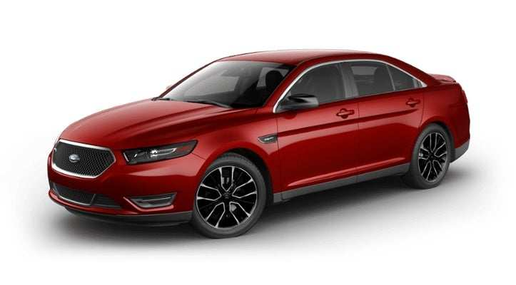 72 The 2019 Ford Taurus Sho Specs And Review