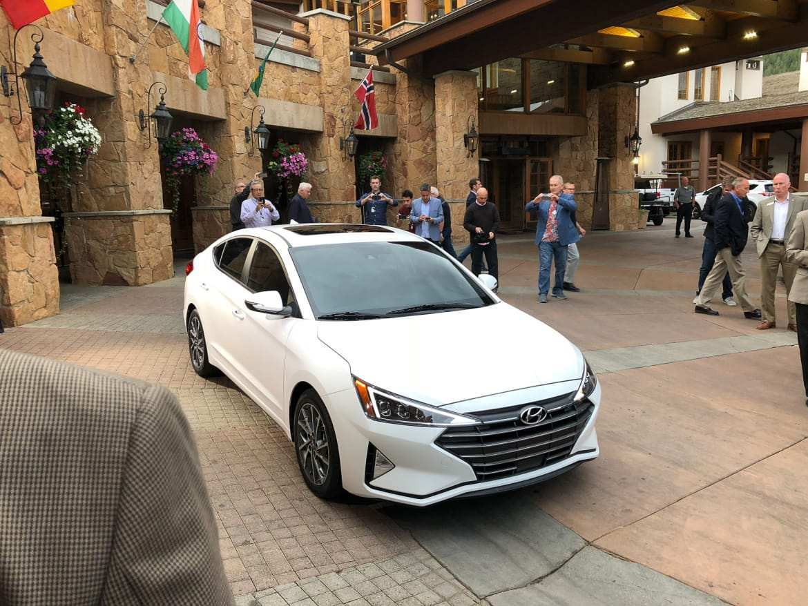 72 The 2019 Hyundai Elantra Reviews