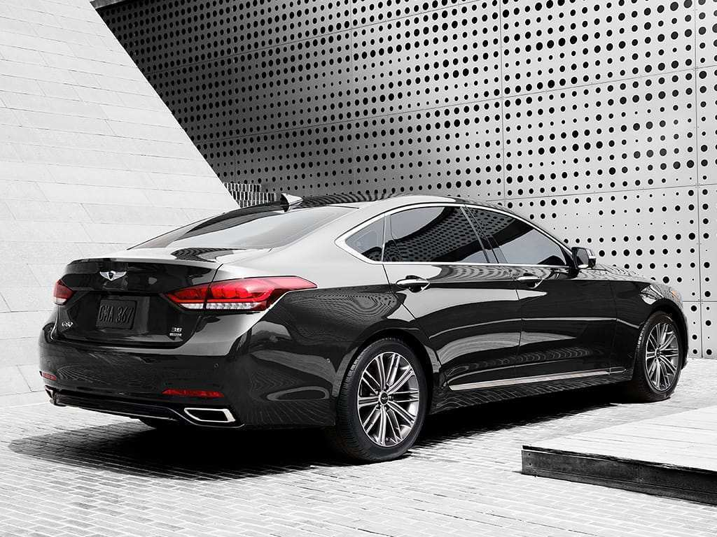 72 The 2019 Hyundai Genesis Redesign