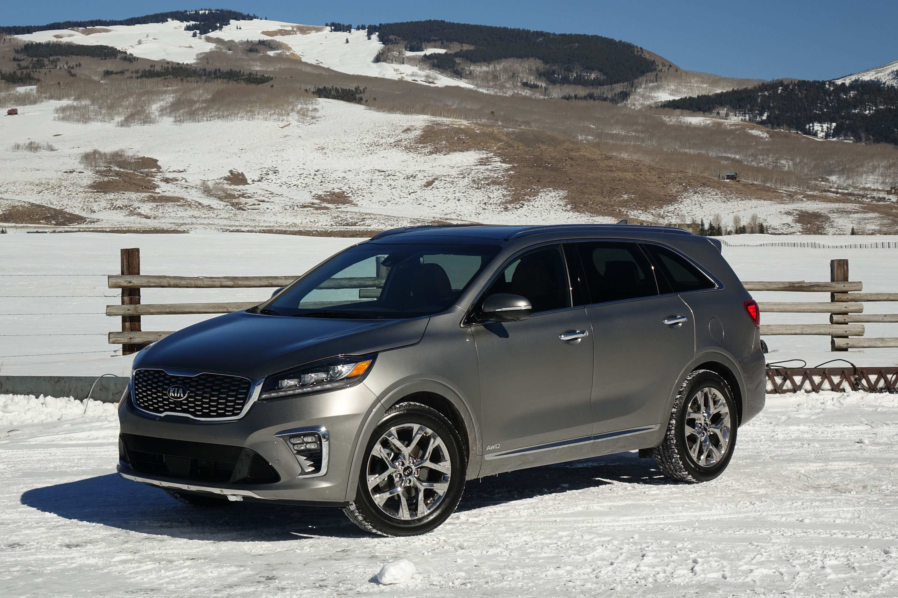 72 The 2019 Kia Sorento Price And Review