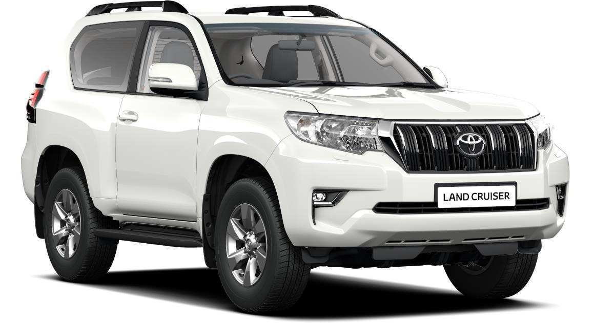 72 The 2019 Land Cruiser Research New
