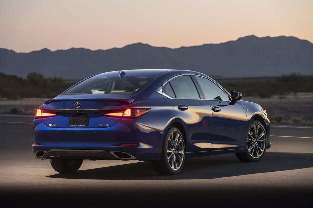 72 The 2019 Lexus ES Release Date