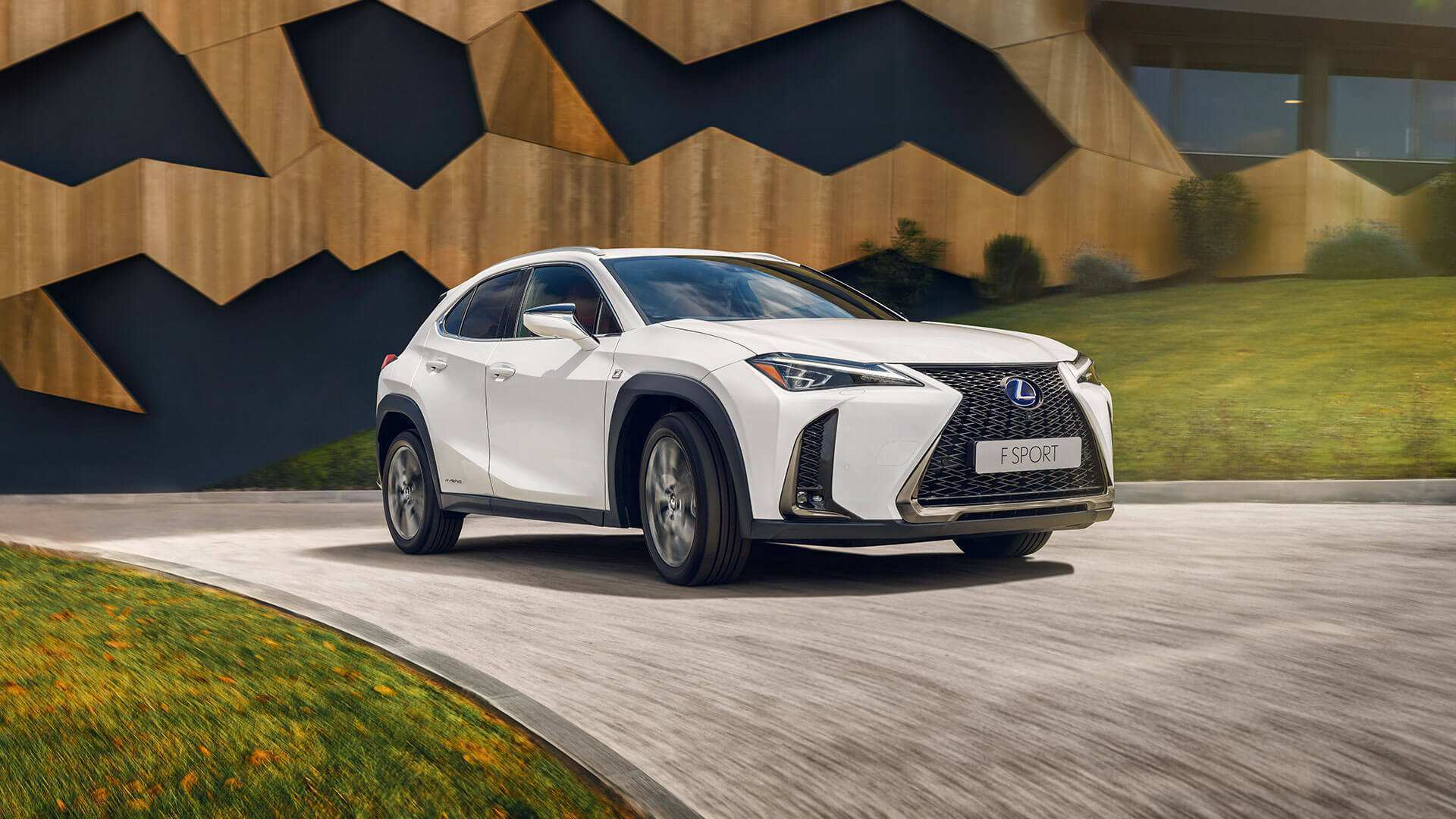 72 The 2019 Lexus Ux Release Date Redesign And Concept