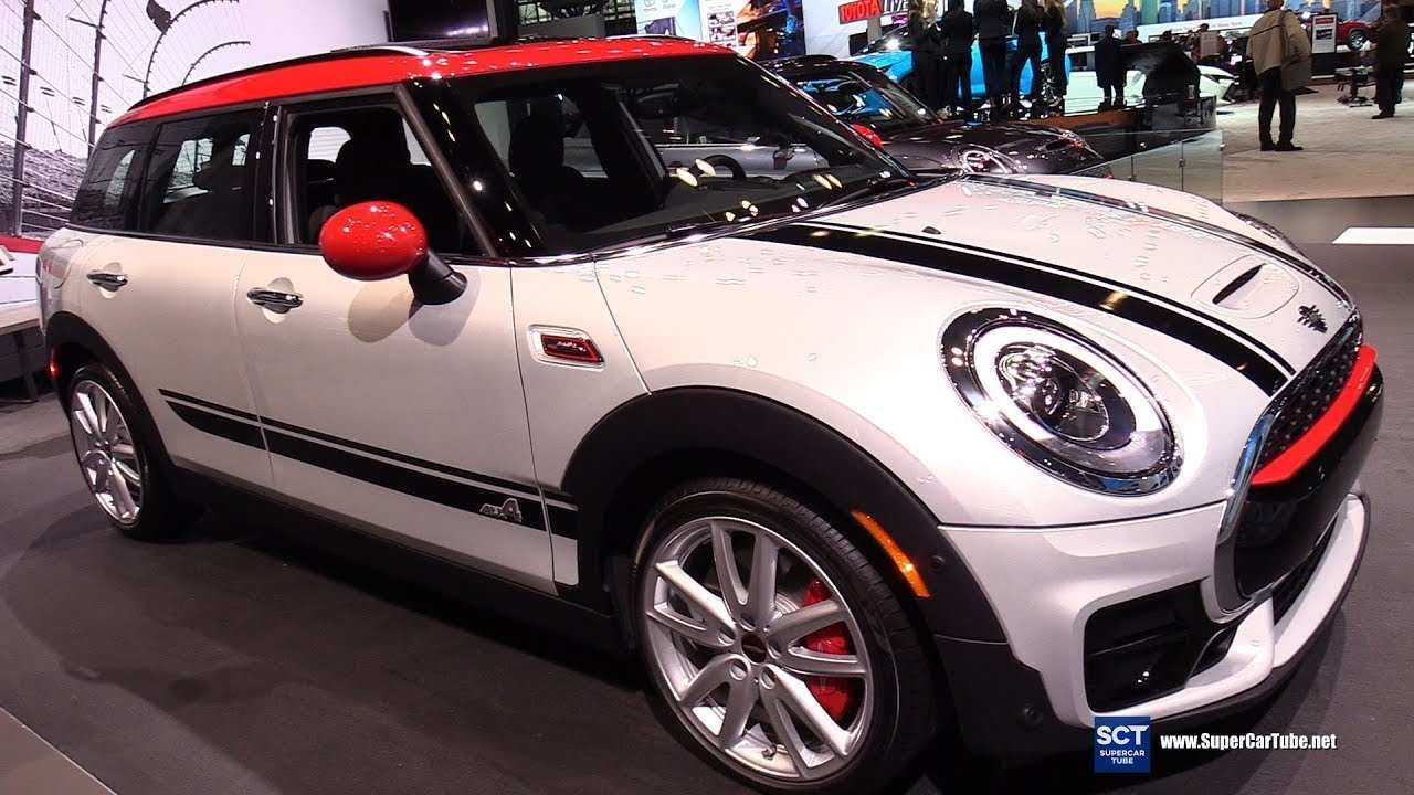 72 The 2019 Mini Cooper Clubman Ratings