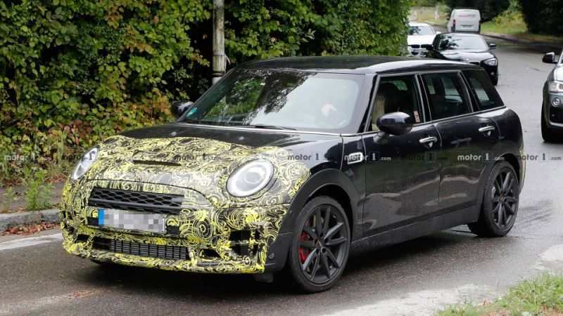 72 The 2019 Spy Shots Mini Countryman Exterior