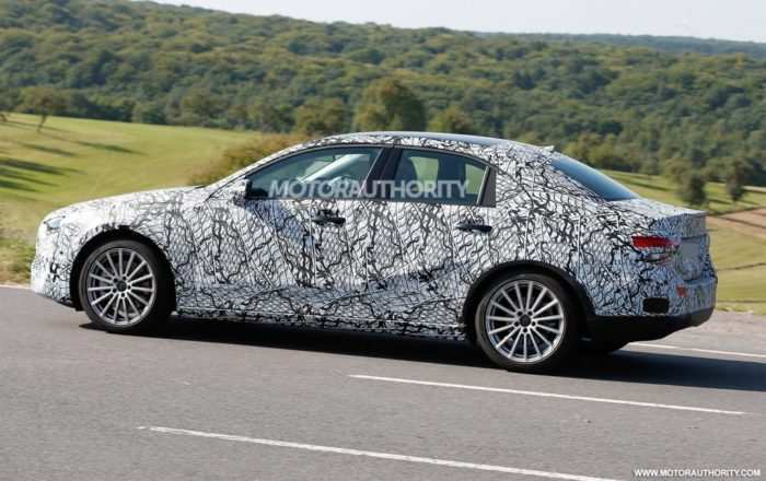 72 The 2019 The Spy Shots Mercedes E Class Concept