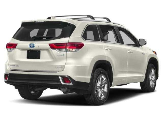 72 The 2019 Toyota Highlander Specs And Review