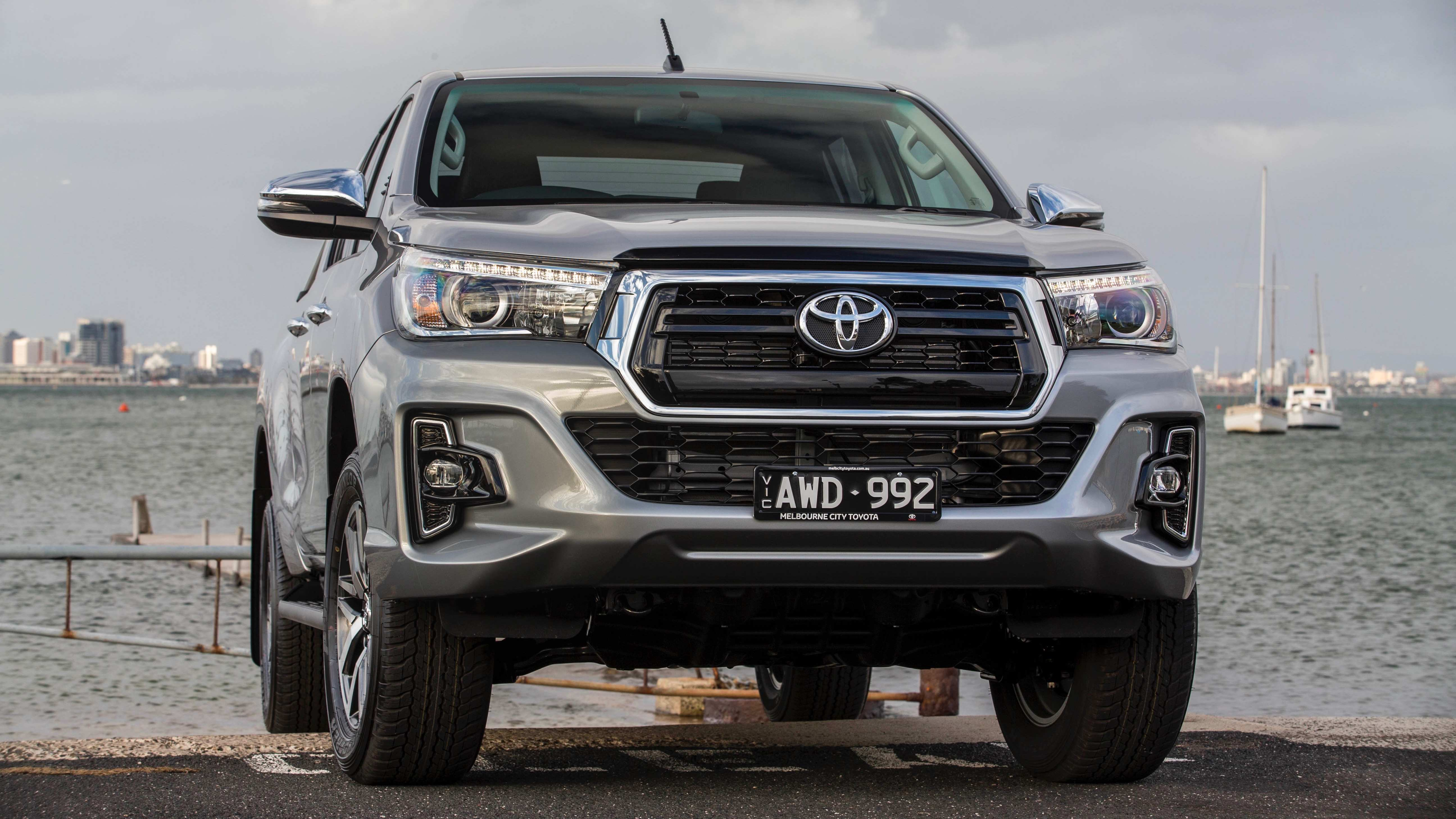 72 The 2019 Toyota Hilux Specs And Review