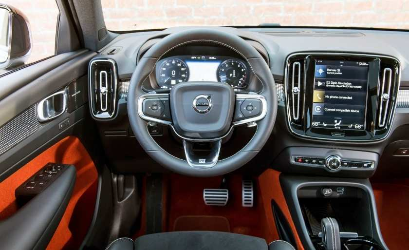 72 The 2019 Volvo Xc40 Interior Engine