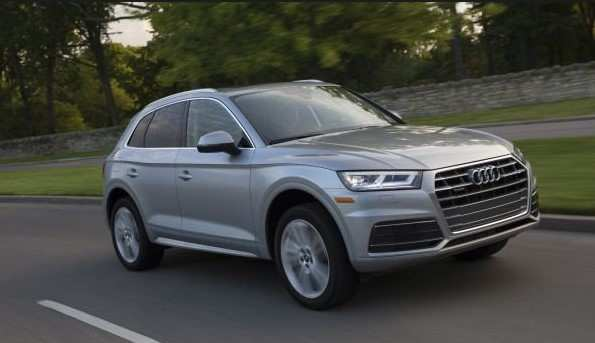 72 The 2020 Audi Q5 Suv First Drive