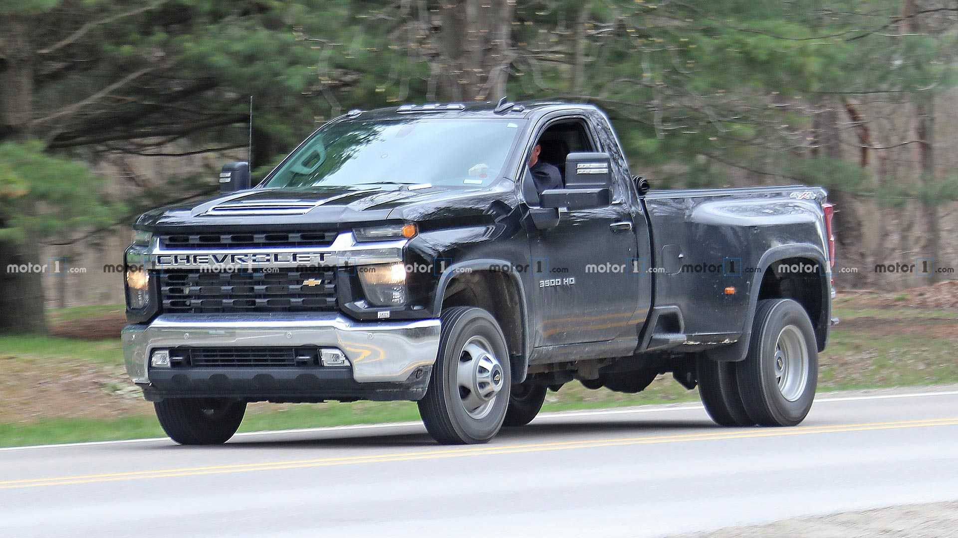 72 The 2020 Chevy 2500Hd Price And Review