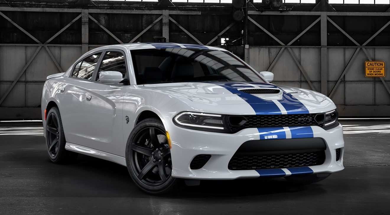 72 The 2020 Dodge Challenger Srt History