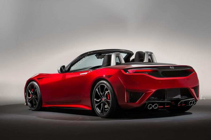 72 The 2020 Honda S2000 Redesign And Concept