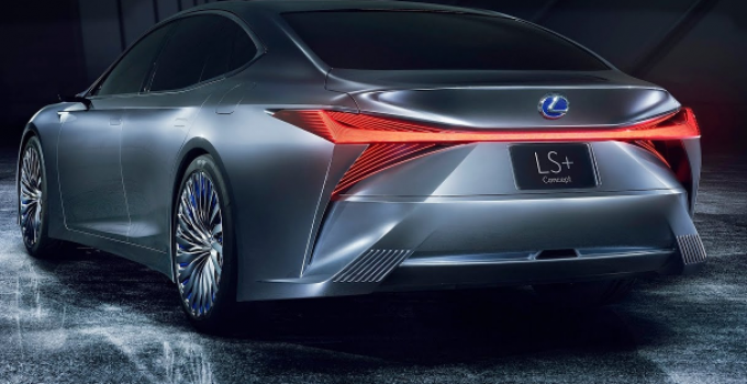 72 The 2020 Lexus GS F Photos
