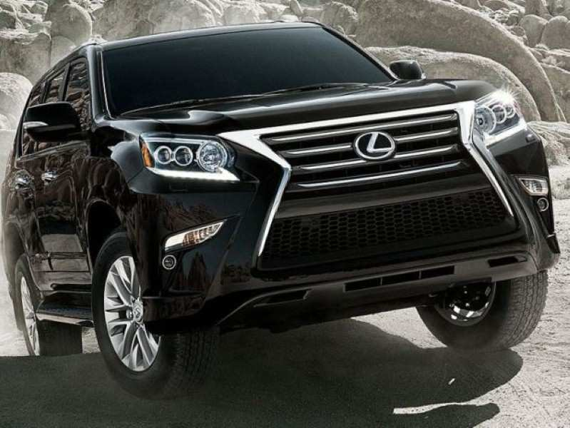 72 The 2020 Lexus GX 460 Spesification