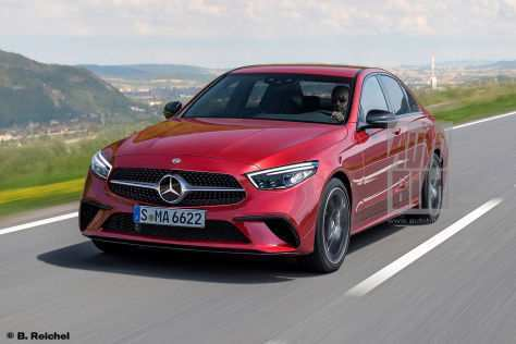72 The 2020 Mercedes C Class Exterior And Interior