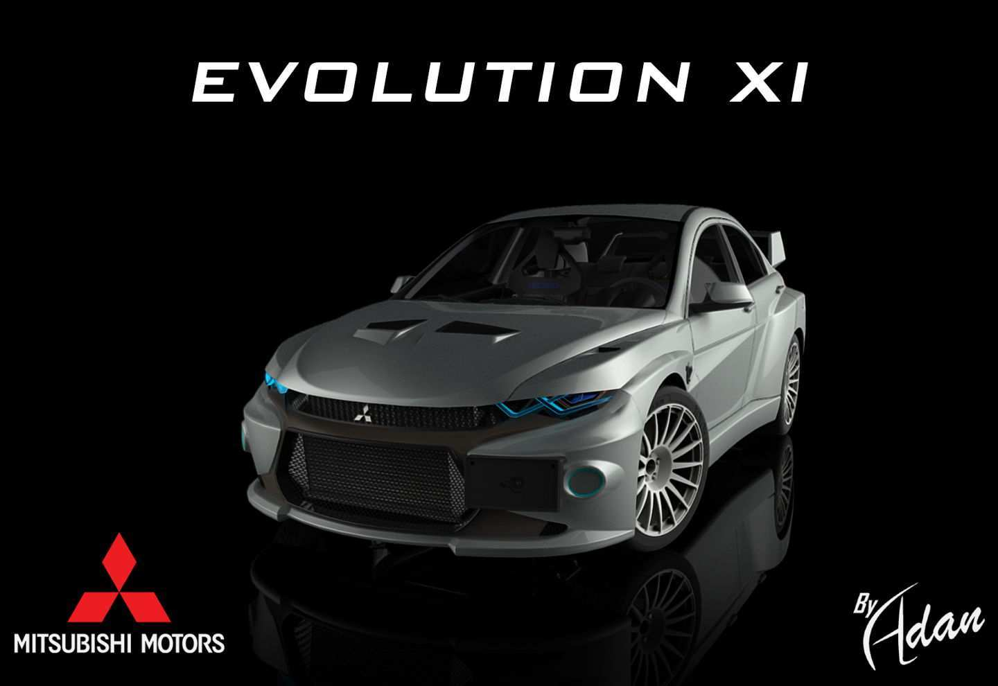 72 The 2020 Mitsubishi Lancer EVO XI Reviews