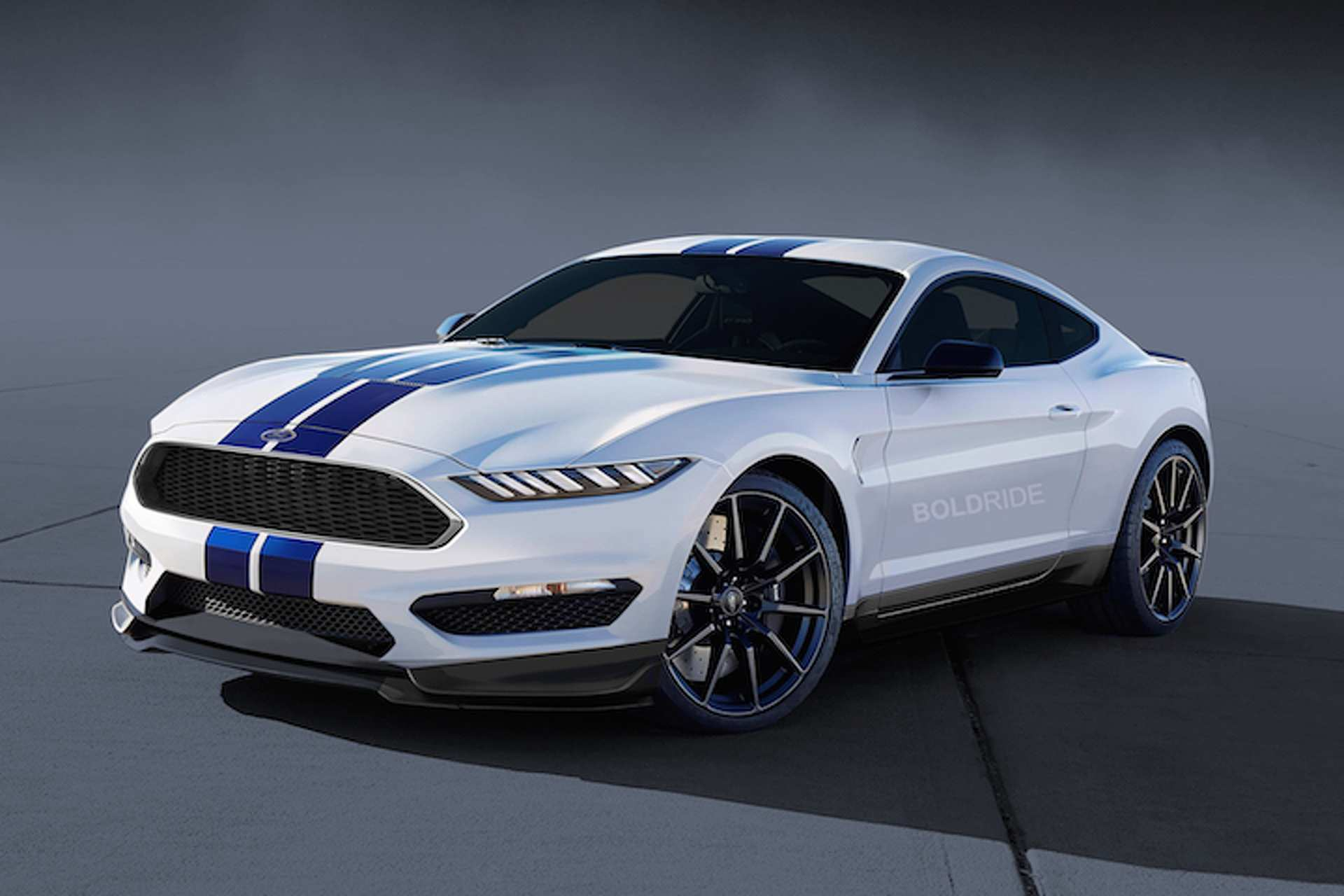 72 The 2020 Mustang Configurations