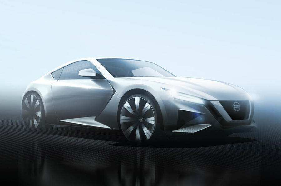 72 The 2020 Nissan Z35 Research New