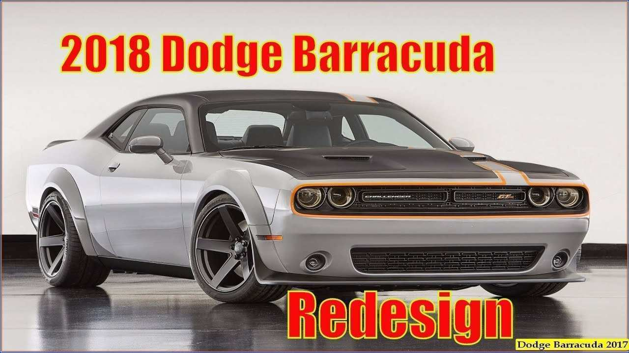 72 The 2020 Plymouth Barracuda History