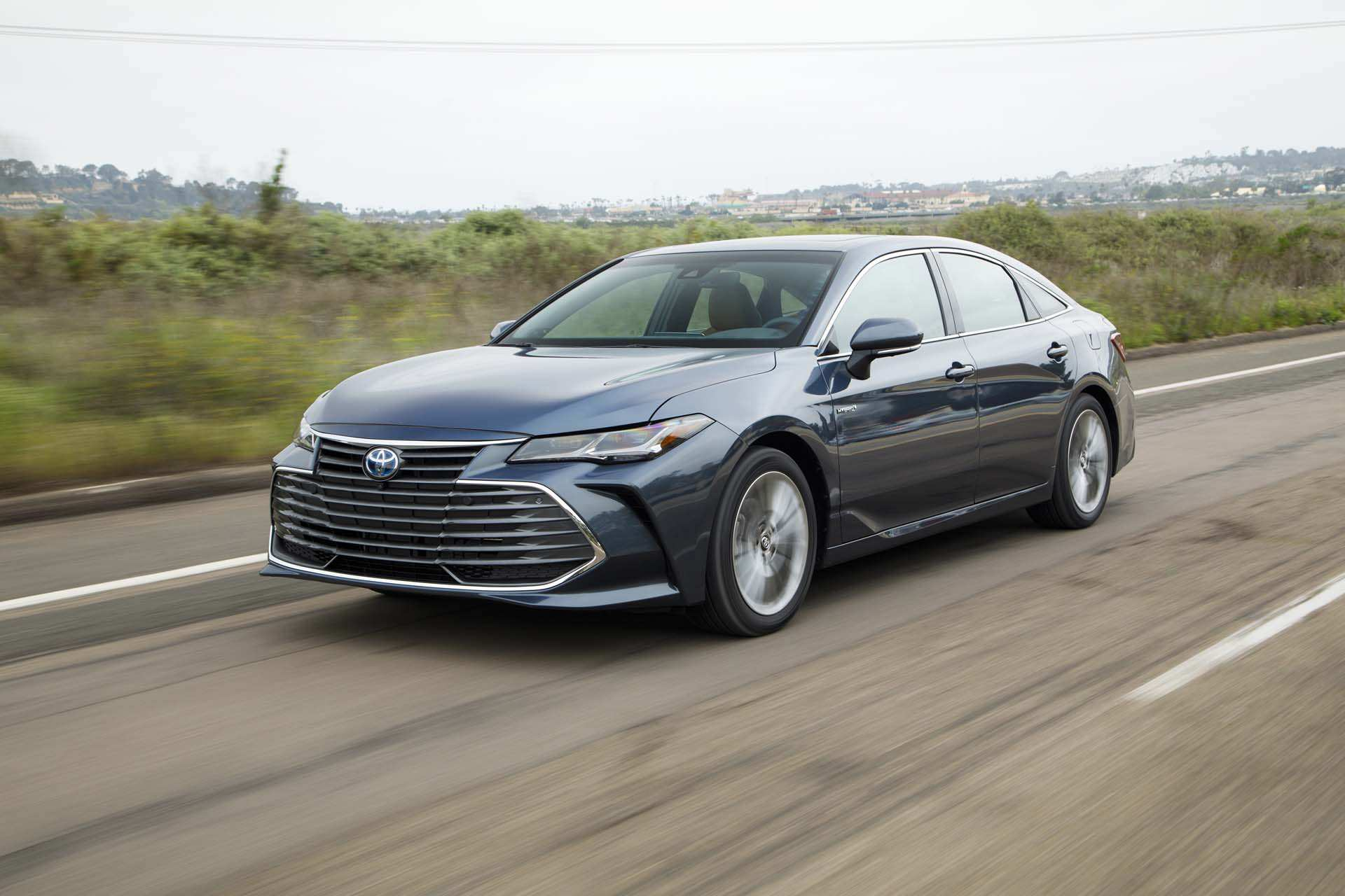 72 The 2020 Toyota Avalon Hybrid Reviews