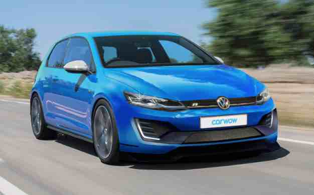 72 The 2020 VW Golf R USA Specs