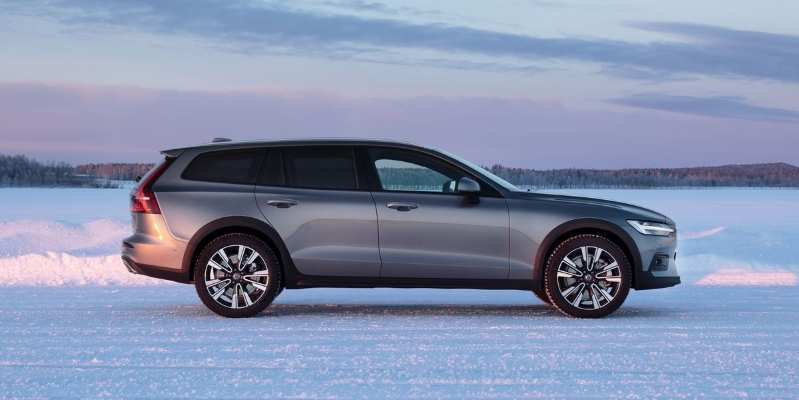 72 The 2020 Volvo V60 Cross Country Research New