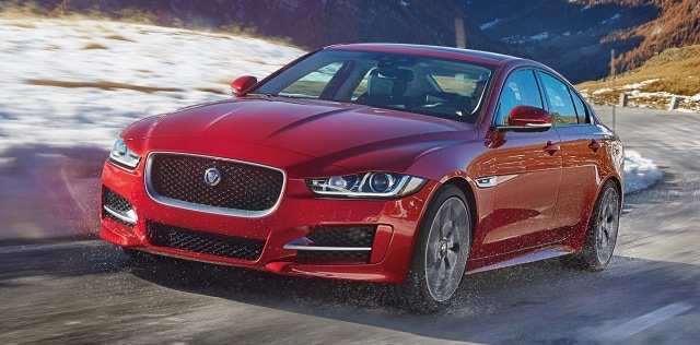 72 The Best 2019 All Jaguar Xe Sedan Redesign And Concept