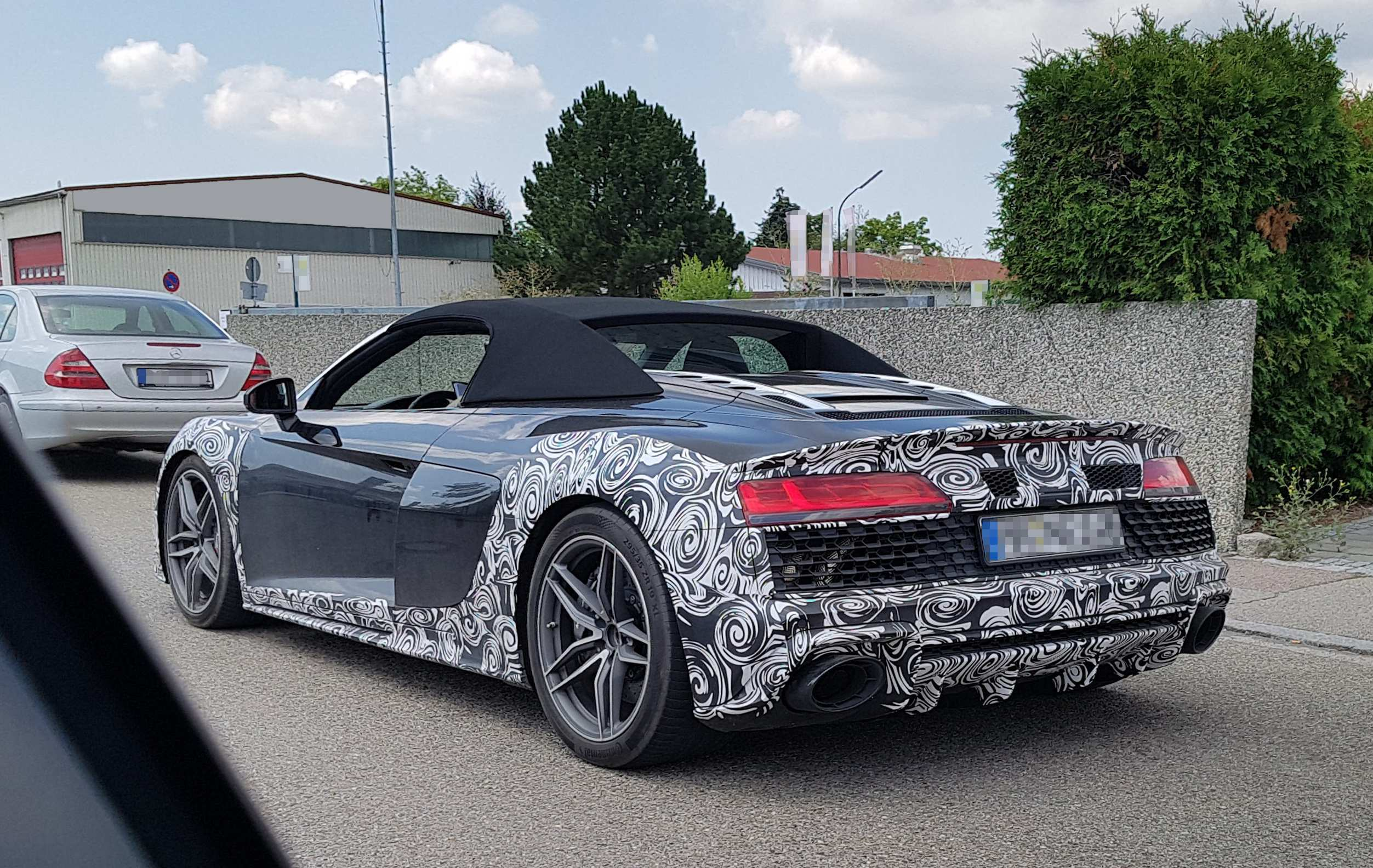 72 The Best 2019 Audi R8 V10 Spyder Release Date