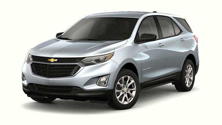 72 The Best 2019 Chevy Equinox Exterior