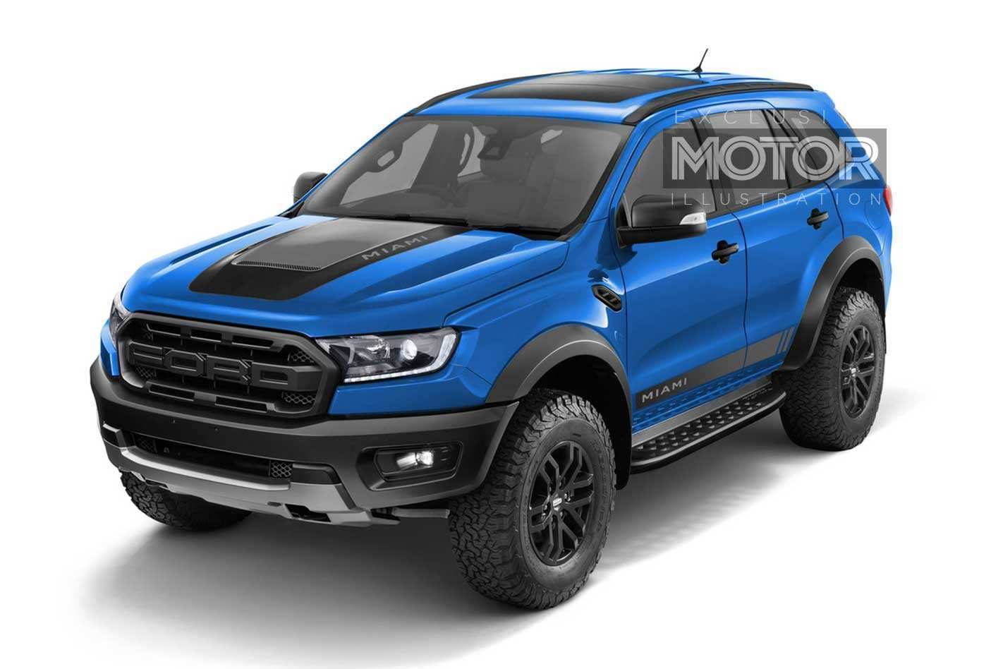 72 The Best 2019 Ford Everest New Review
