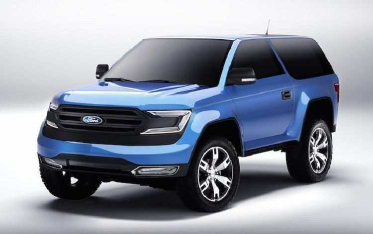 72 The Best 2019 Ford Svt Bronco Raptor First Drive