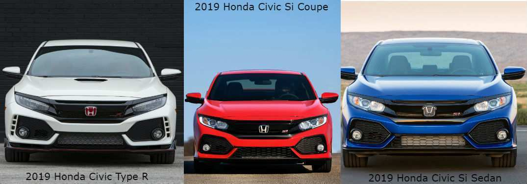 72 The Best 2019 Honda Civic Si Sedan Price Design And Review