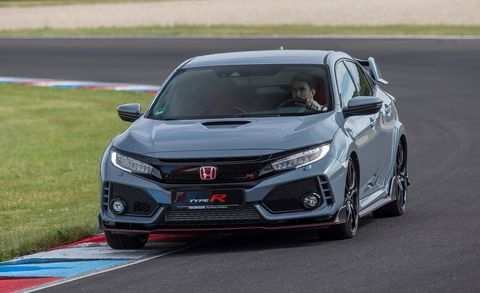 72 The Best 2019 Honda Civic Si Type R Spy Shoot