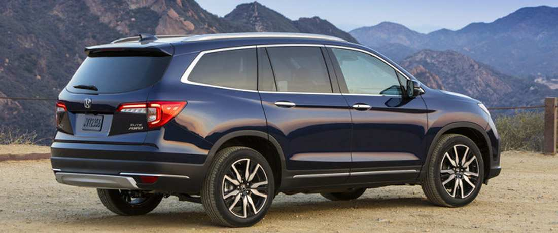 72 The Best 2019 Honda Pilot Concept And Review