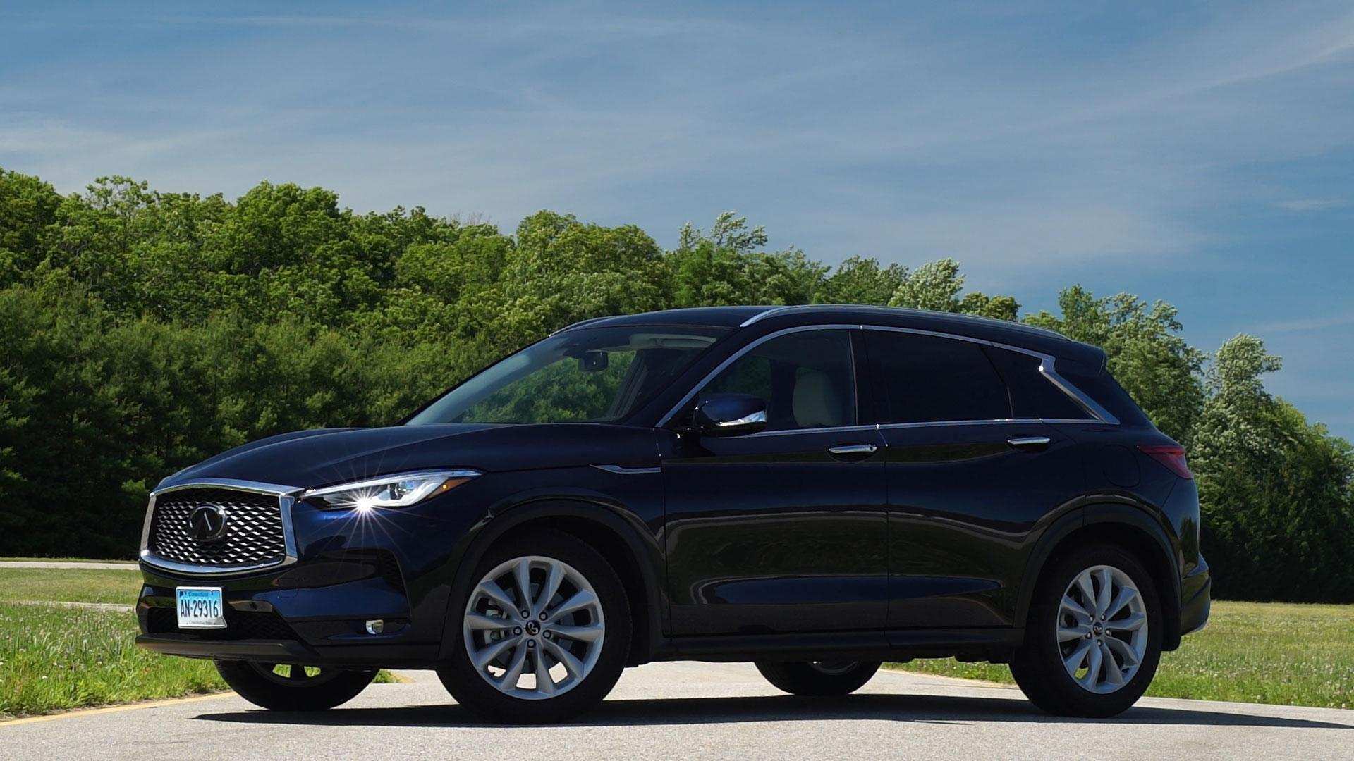 72 The Best 2019 Infiniti Qx50 First Drive Spesification