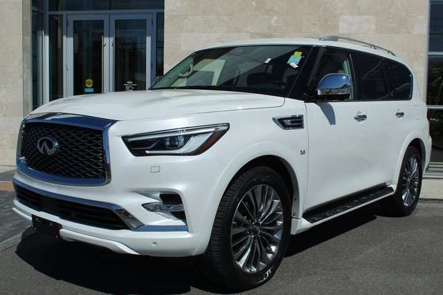 72 The Best 2019 Infiniti Qx80 Suv Photos