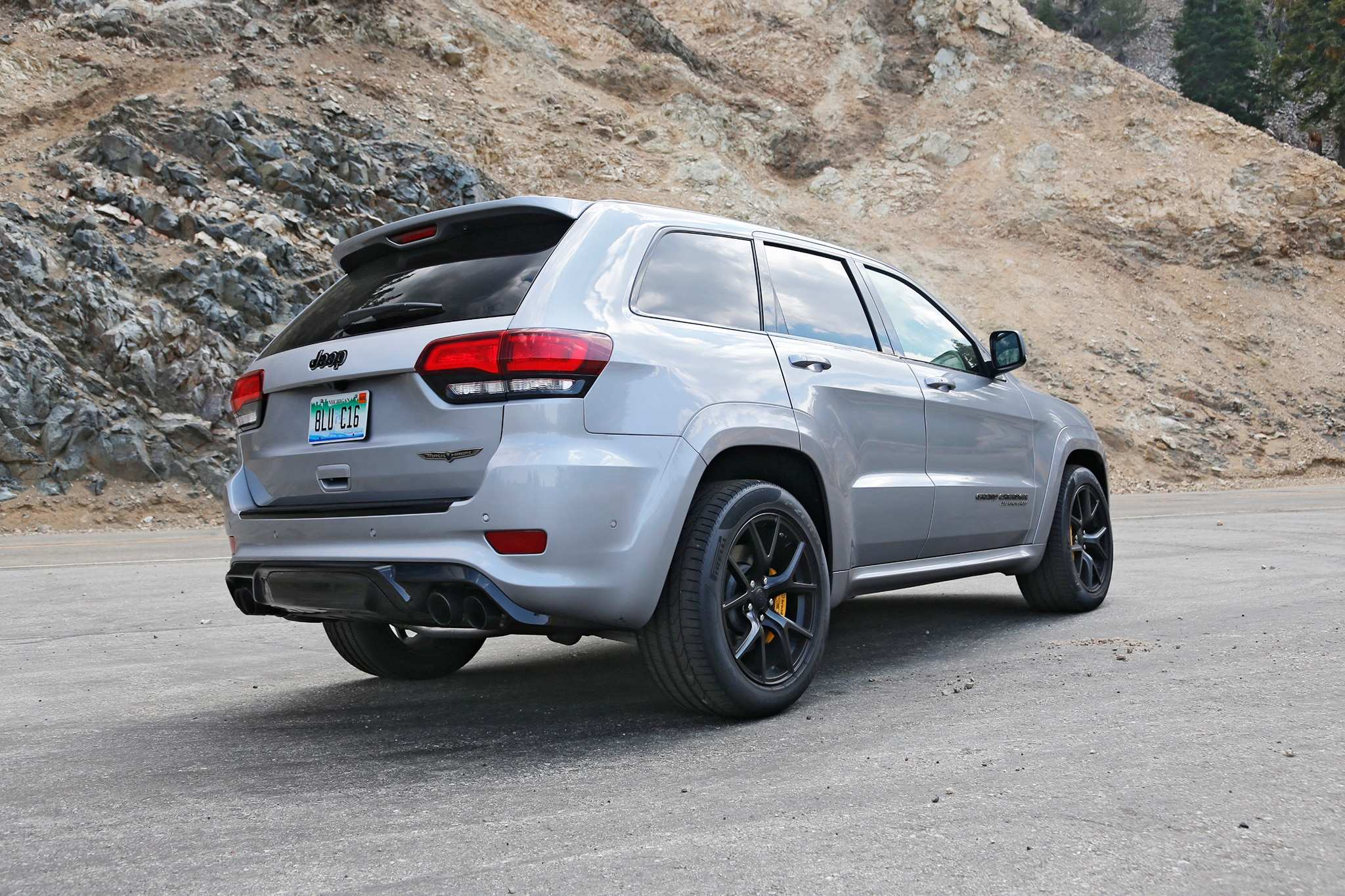72 The Best 2019 Jeep Grand Cherokee Trackhawk History