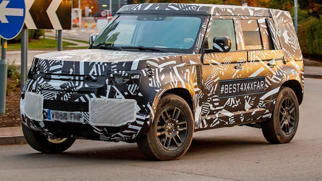 72 The Best 2019 Land Rover Defender Price And Release Date