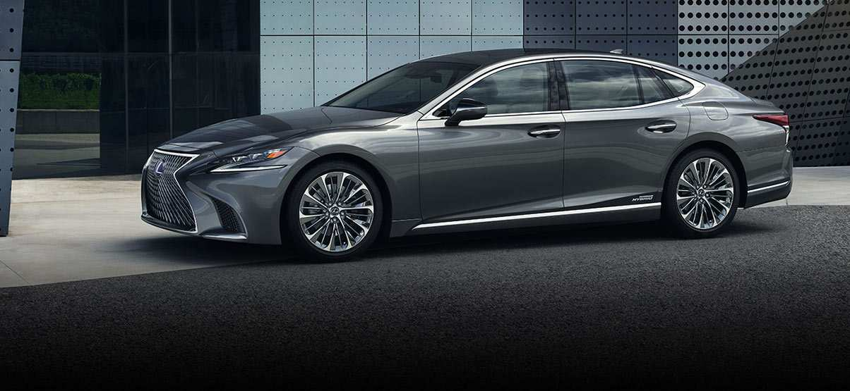 72 The Best 2019 Lexus LS Performance And New Engine
