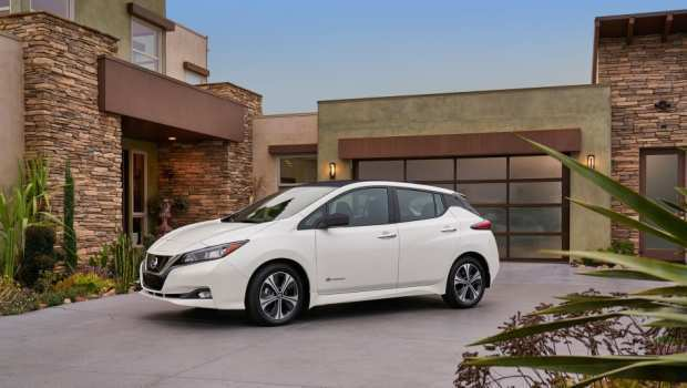 72 The Best 2019 Nissan Leaf Range Photos