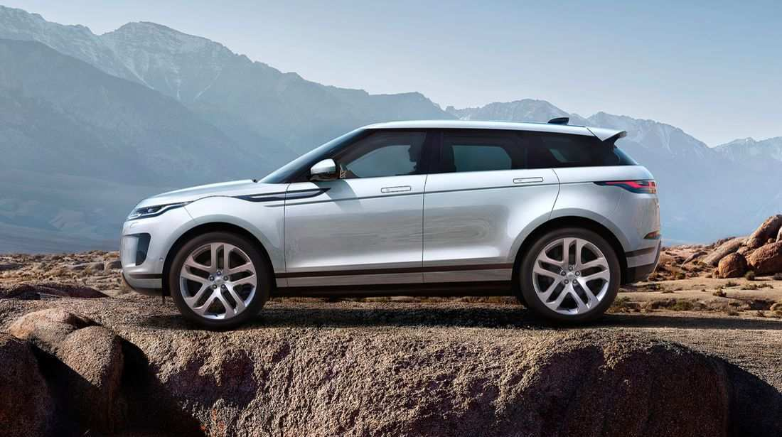 72 The Best 2019 Range Rover Evoque Price And Release Date