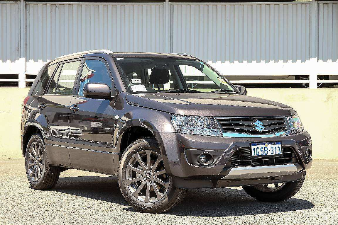 72 The Best 2019 Suzuki Grand Vitara First Drive