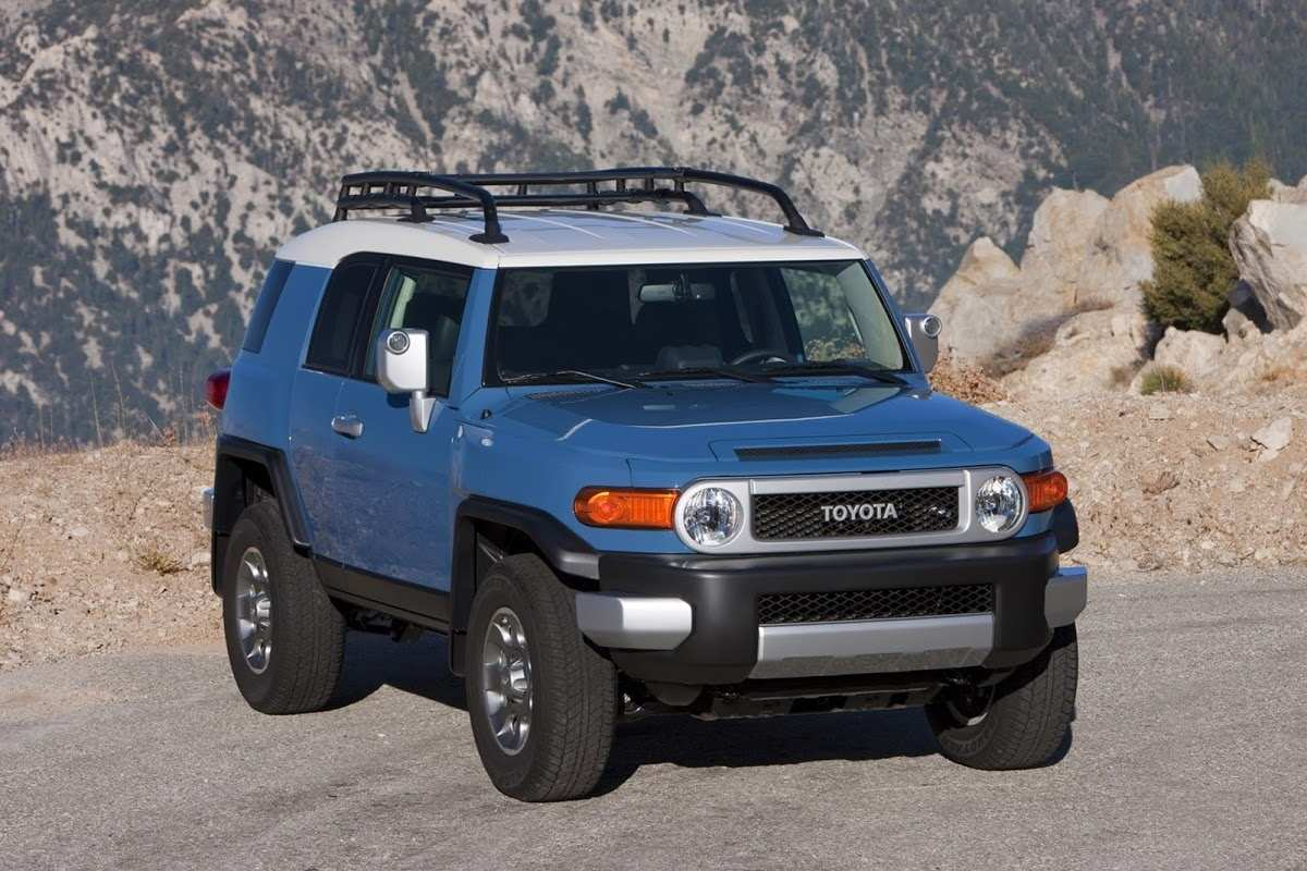 72 The Best 2019 Toyota FJ Cruiser Images