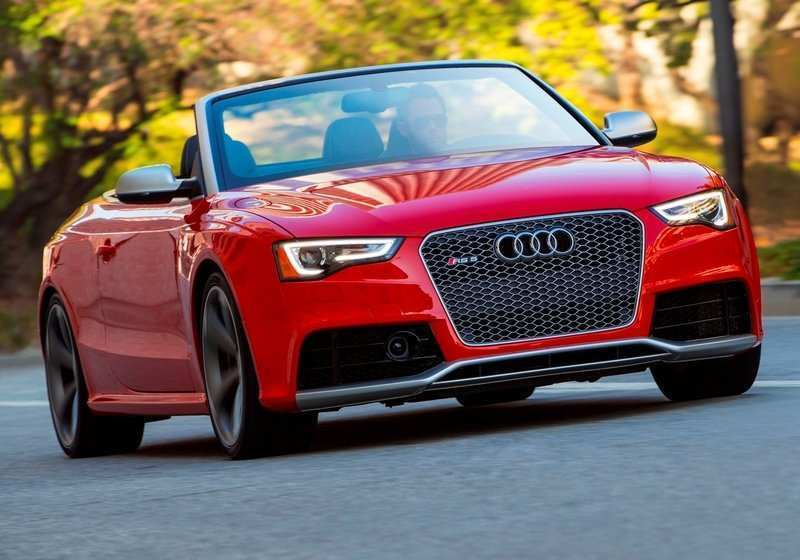72 The Best 2020 Audi Rs5 Cabriolet Redesign And Concept