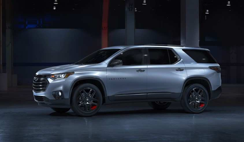 72 The Best 2020 Chevy Traverse Model