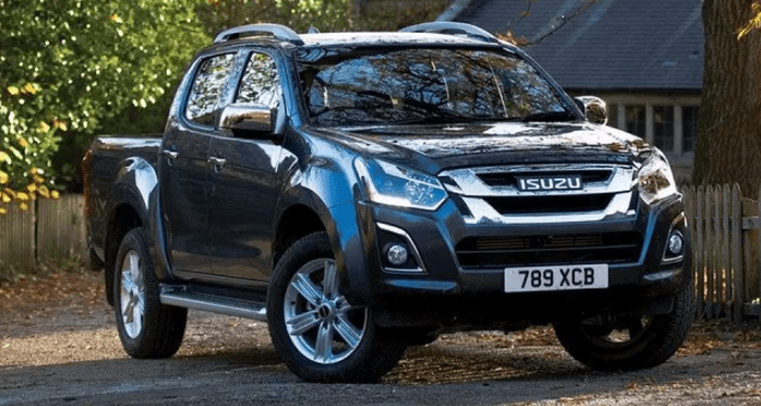 72 The Best 2020 Isuzu Dmax Picture