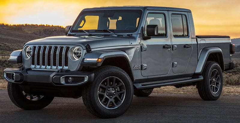 72 The Best 2020 Jeep Gladiator Vs Toyota Tacoma New Review