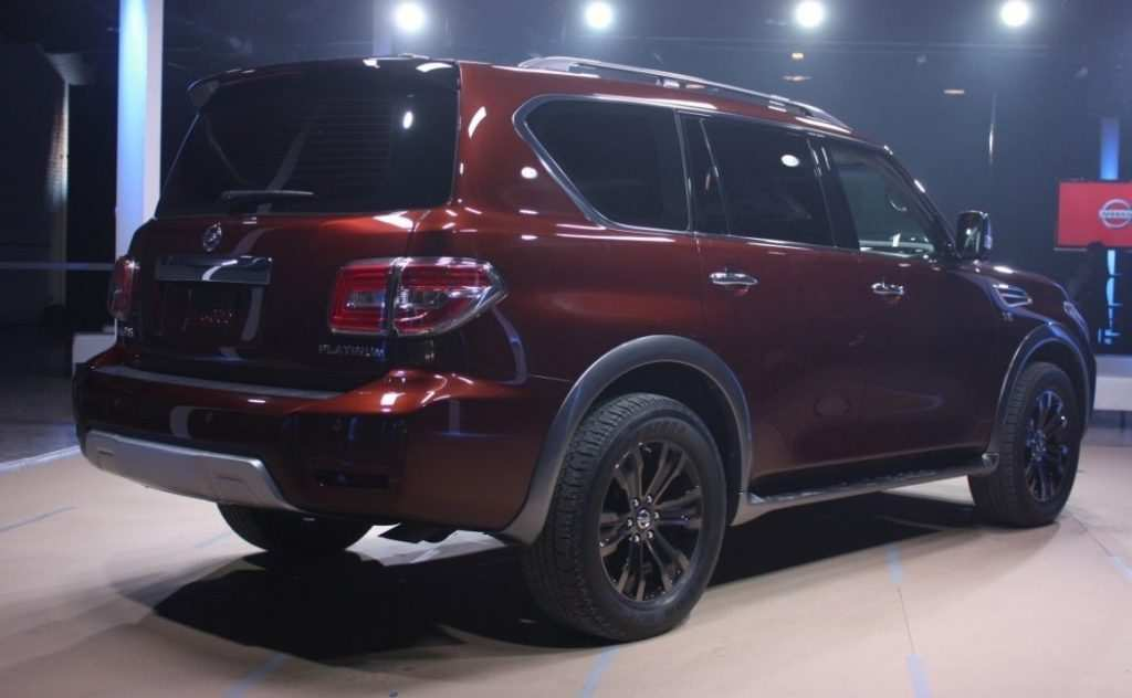 72 The Best 2020 Nissan Patrol Price Design And Review